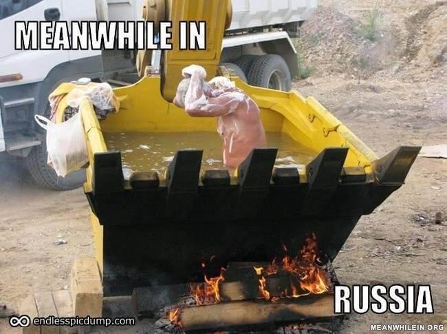 En Rusia siempre hay soluciones para todo