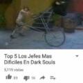 Grandes jefes del Dark Souls