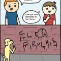 La forma en como los perros marcan su territorio