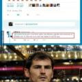 Las matematicas no son el fuerte de Casillas