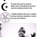 Necesitas un poco de satanas en tu vida