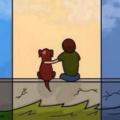Una historia de amor y lealtad con un final triste