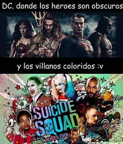 El universo DC es muy extraño