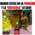 Hasta la Coca Cola se burla de nosotros