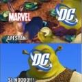 Los heroes de DC son como las cebollas