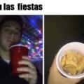 Nosotros en las fiestas