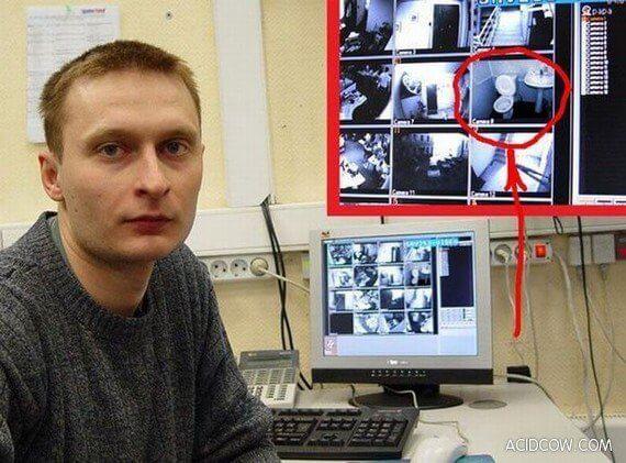 Tipos de vigilancia en Rusia