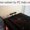 Y asi tu PC sera mas veloz
