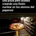 Yo solo queria una pizza