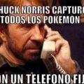 Cosaso que solo puede hacer Chuck Norris