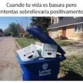 Cuando tu vida es basura