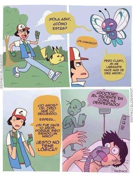 La oscura historia de pokemon