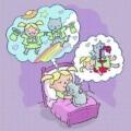 los sueños de humanos y gatos
