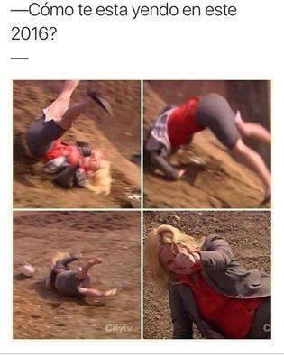 Como es que va este 2016