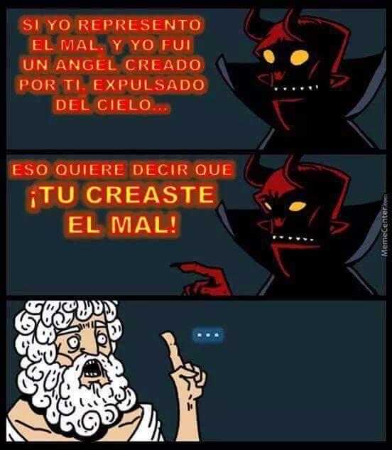 El creador del mal