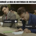La historia de Instagram