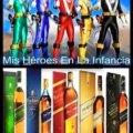 Los nuevos heroes de hoy
