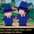 Como olvidar cuando Krilin y Goku