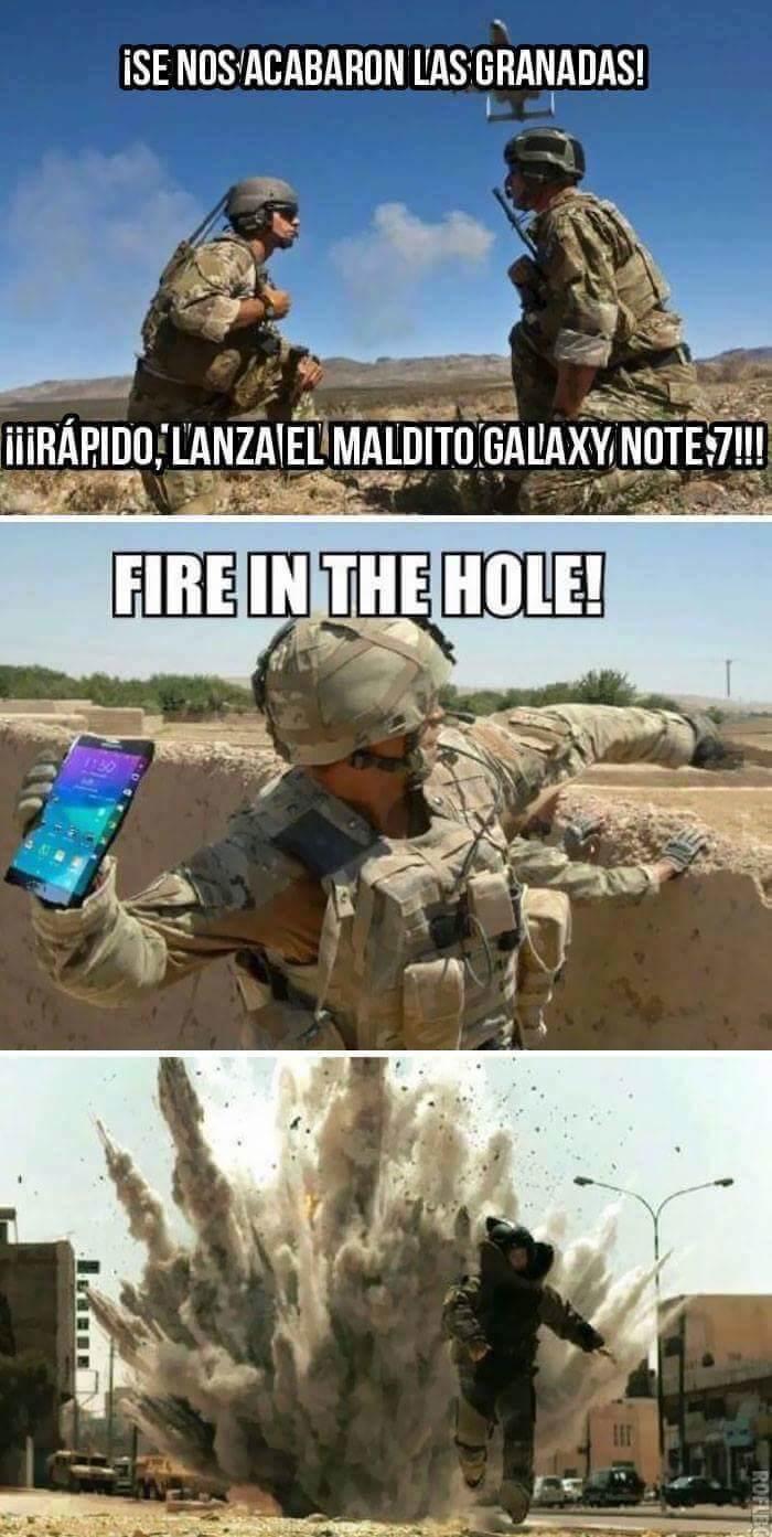 Cosas que puedes hacer con el Galaxy Note 7