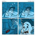 Cuando descubres que tienes mucho tiempo para dormir