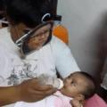 Forma efectiva de como un padre puede alimentar a sus hijos