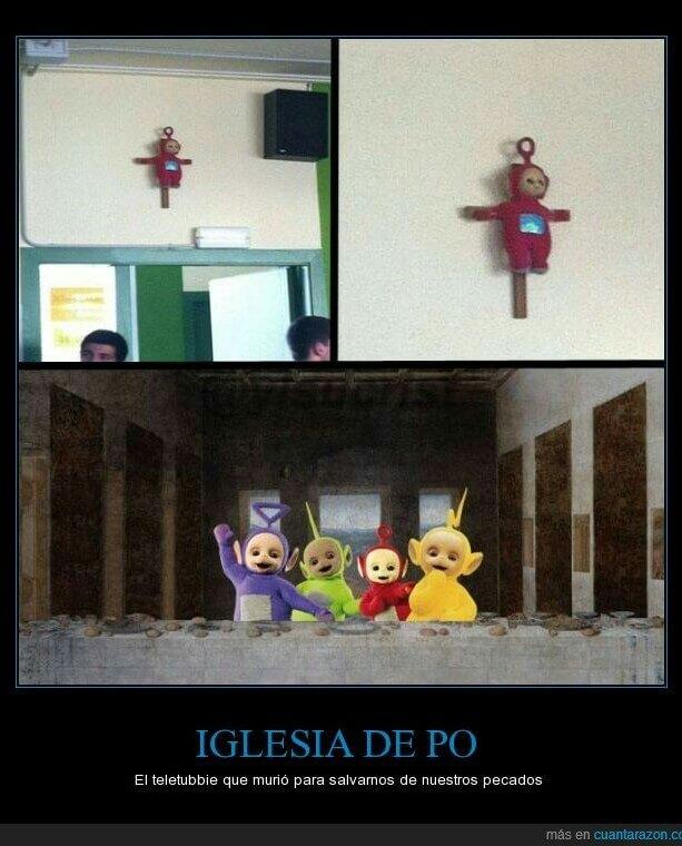 La nueva iglesia de Po