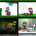 Si Super Mario fuese algo mas realista