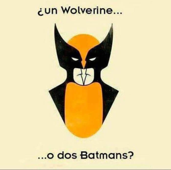 Un Wolverine o dos batman