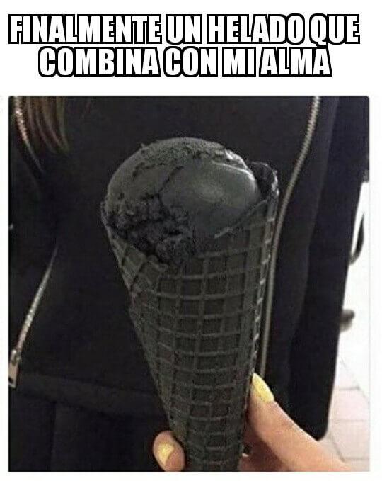 El helado que necesitamos