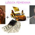 Es asi la logica femenina