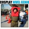 Un muy buen cosplay
