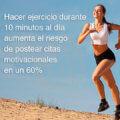 hacer ejercicios 10 minutos al dia