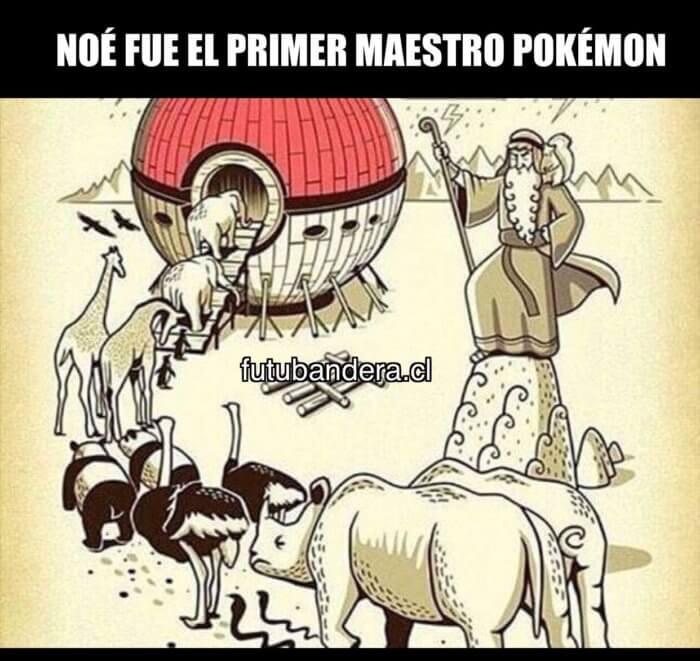 El maestro pokémon original