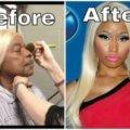 El maquillaje hace milagros
