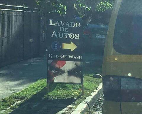 El mejor lavado de autos del planeta