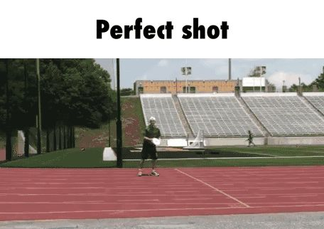 El tiro perfecto