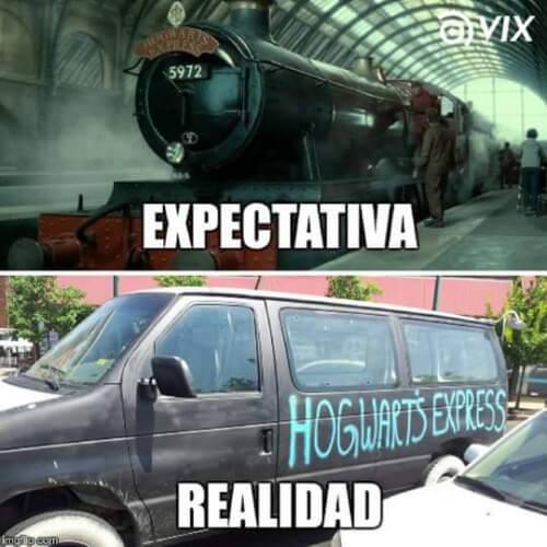 Expresso a Hogwarts