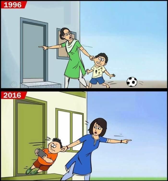 Las madres nunca se decidiran sobre que quieren