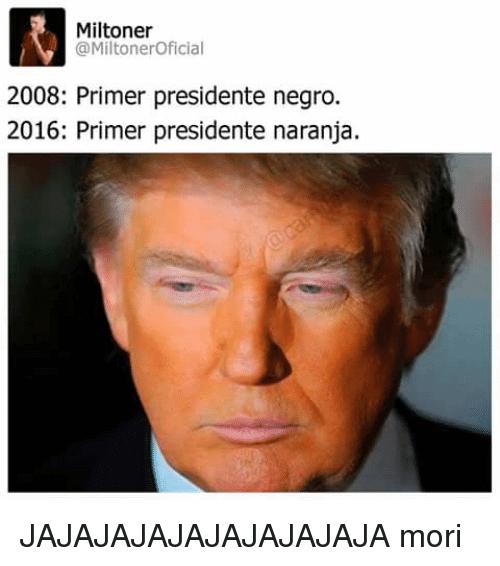 Los presidentes de Estados Unidos estan cambiando la historia