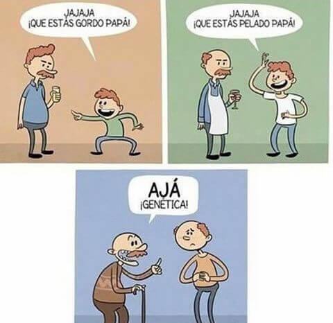 Maldita genetica