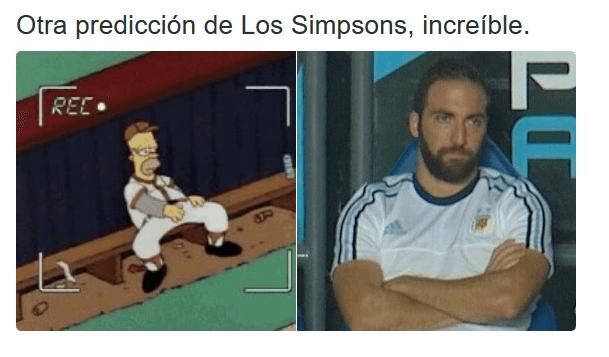 Otra predicciones de Los Simpsons