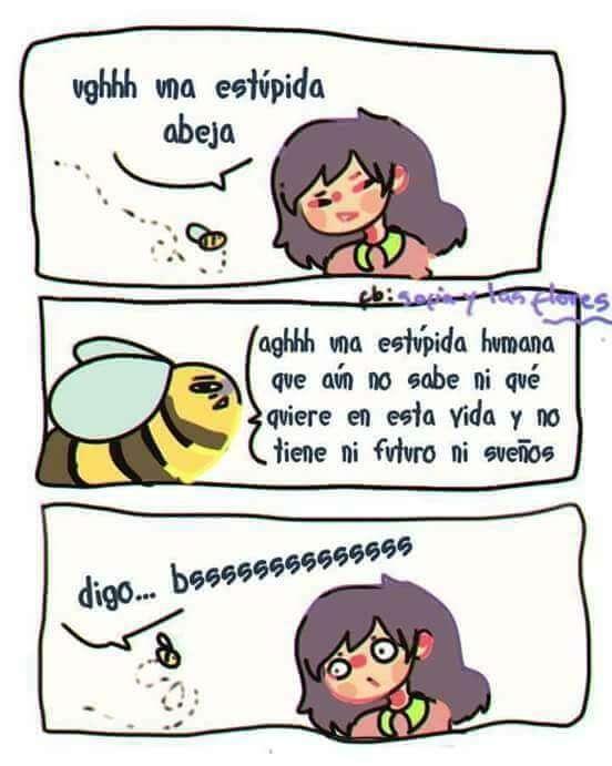 Si comprendieramos a las abejas