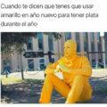 Debes usar amarillo para atraer la fortuna