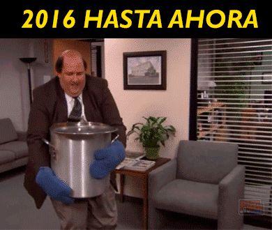 El 2016 hasta ahora
