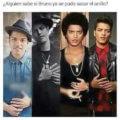 Esperamos que Bruno Mars ya se pueda sacar el anillo