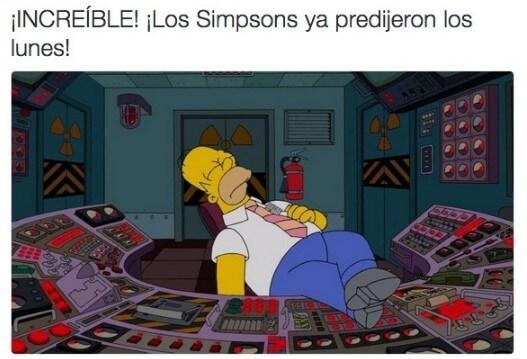 Otra prediccion de los Simpsons