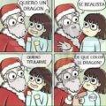 Pide cosas realistas