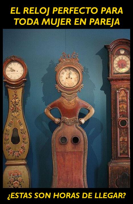 El reloj perfecto para tu pareja