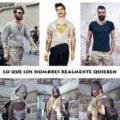 Lo que quieren los hombres segun los diseñadores
