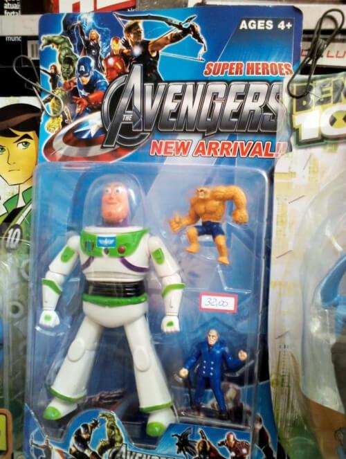 Los nuevos avengers